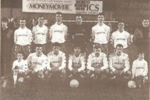 Leinster Cup Final Team 1989