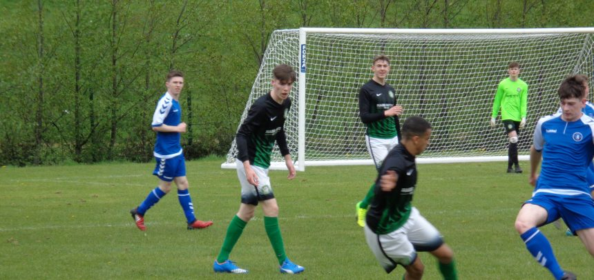 Under 19s fight back for draw
