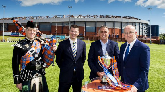 Wanderers confirmed as IRN-BRU cup participants