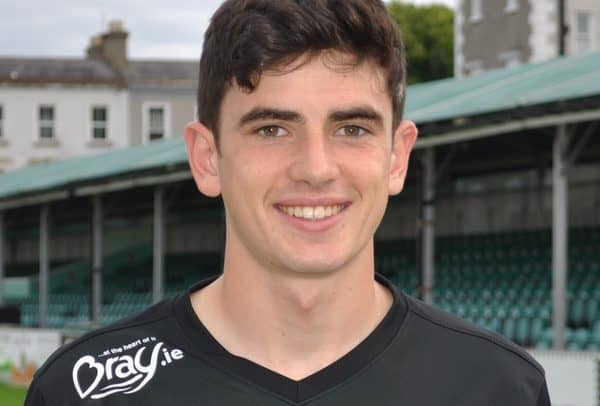 Darragh Noone named in Ireland U21 home based squad