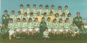 Bray Wanderers 1985-86