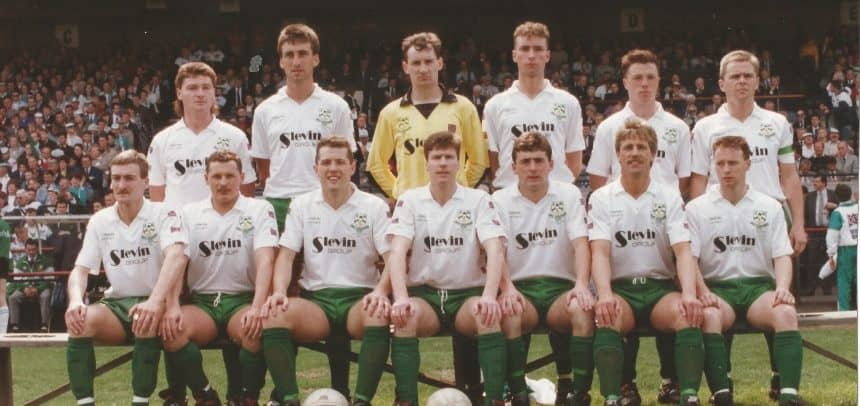 30th Anniversary of 1990 FAI cup win