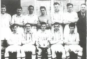 Bray Wanderers FAI Junior cup winners 1953-54