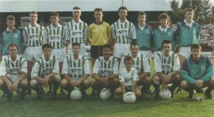 Bray Wanderers v. Trabzonspor 1990