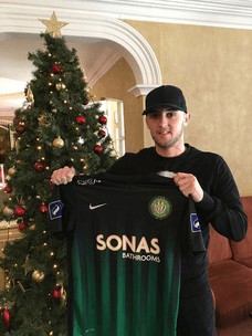 Connolly Commits to Wanderers