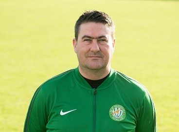 Marc Kenny Appointed U19's Head Coach