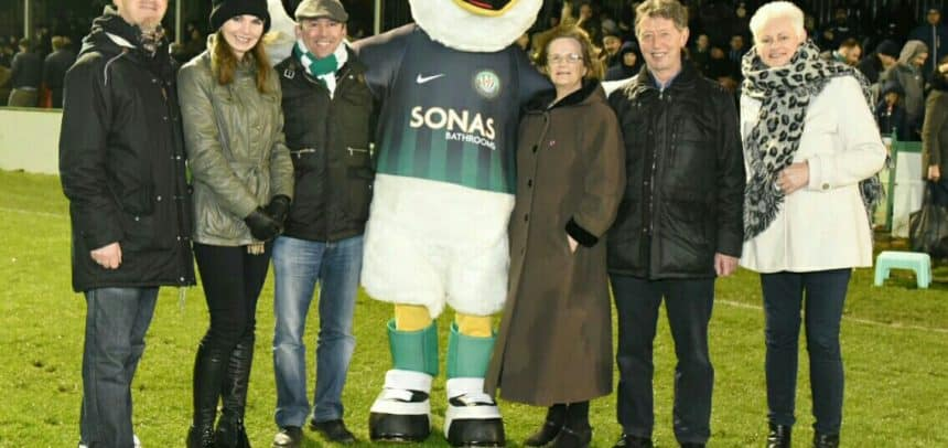 Seagulls aid local Charities