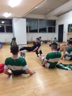 U19s Strength & Conditioning
