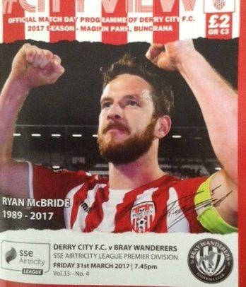 Wanderers defeat Derry