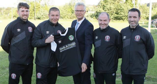 Bernard Byrne new head coach for U15 team