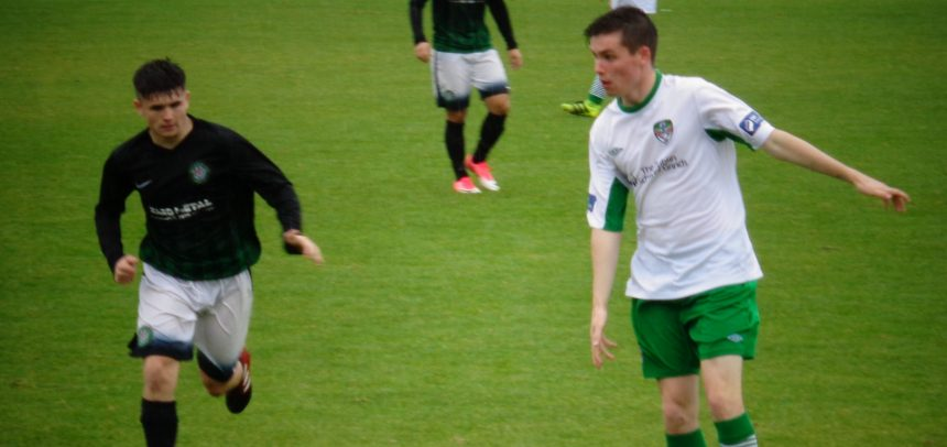 Under 19 match report v. Cabinteely 20.08.17