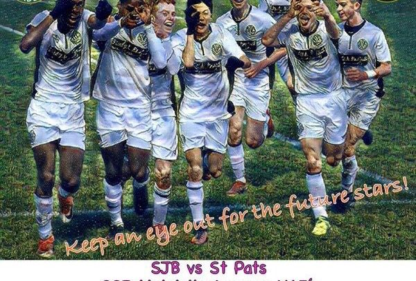 SJ.B u15s League semi final details