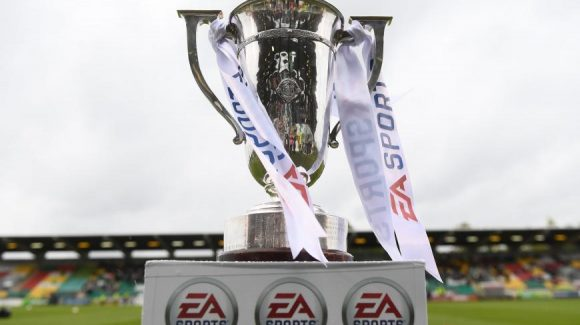 EA Sports & Leinster Senior cup details