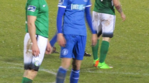 Limerick match report 09.03.18