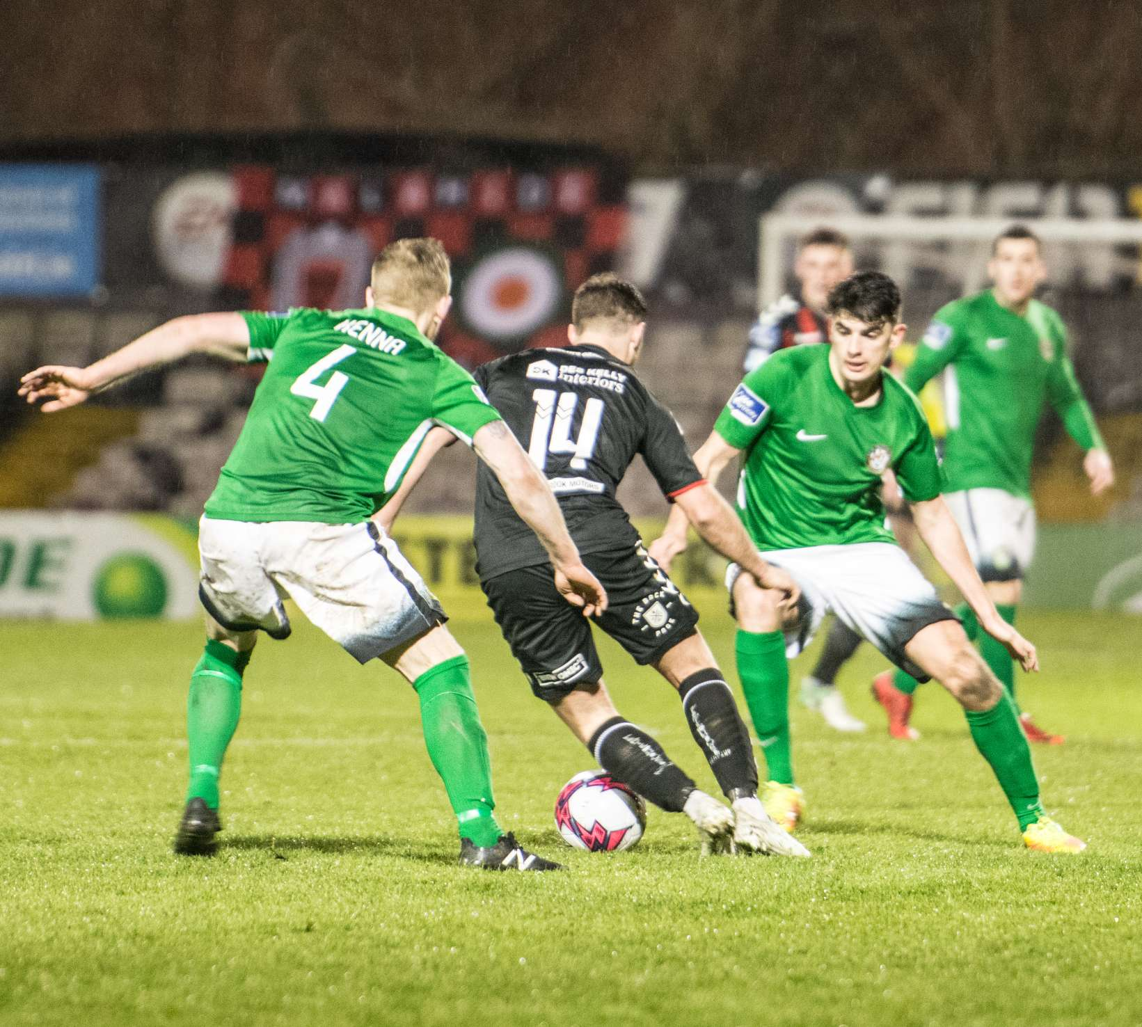 Bray_double_up_on_Paddy_Kavanagh