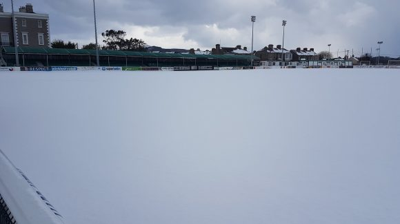 Waterford game postponed
