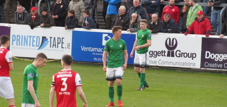 Match report v. St. Patrick's Athletic 6.3.18