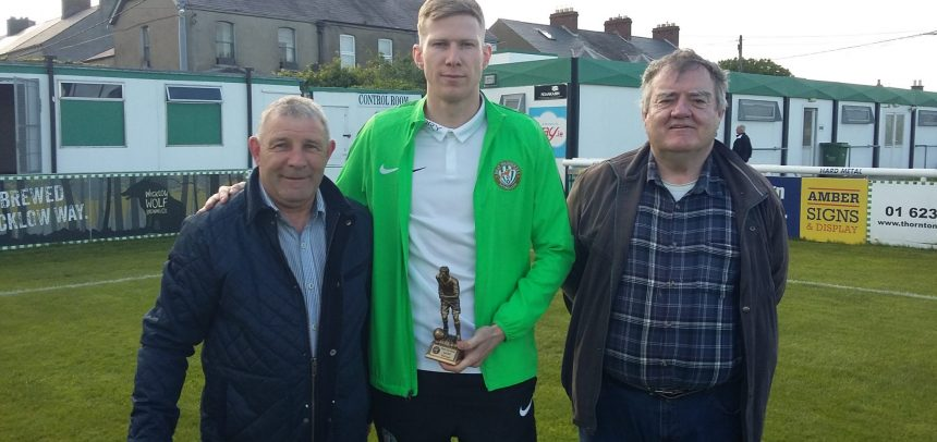 Player of the month presentation