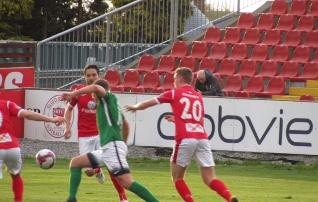 Match report Sligo Rovers 30.04.2018