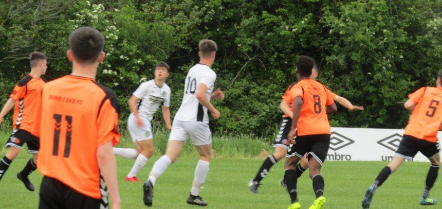 SJ.B Academy u17s defeat Bohemians in cup
