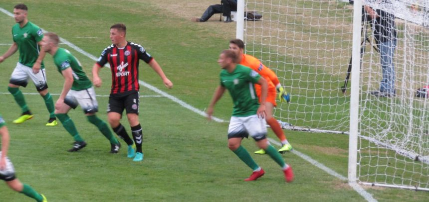Bohemians match report 20.07.2018
