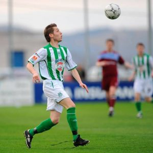 Gary Cronin appointed Bray Wanderers manager