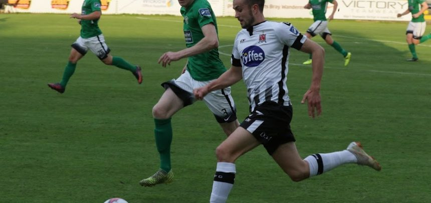 Match report v. Dundalk 17.08.2018