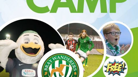 Relaunch of Bray Wanderers Juniors Supporters Club