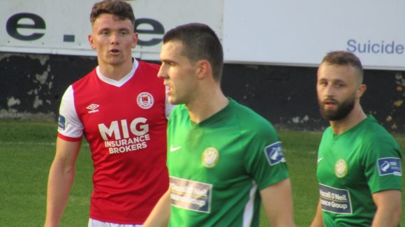 St. Patricks Athletic Match report 03.08.18
