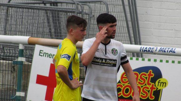 SJ. B Academy Under 17 Mark Farren cup semi final match report