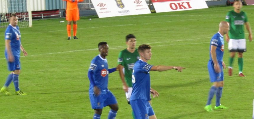Waterford FC match report 14.09.2018