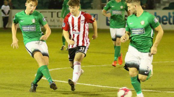 Derry City match report 22.10.2018