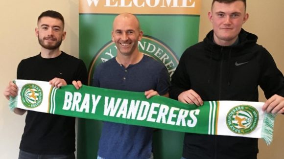 New signings for 2019 season