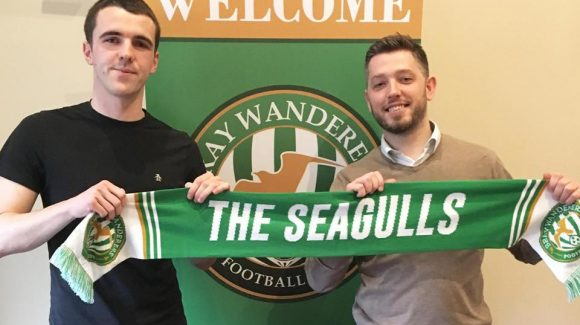 Darragh Gibbons re-signs for 2019