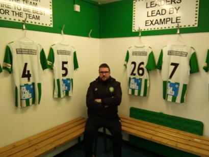 Being the Bray Wanderers Kitman With Stephen McGuire