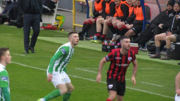 Longford Town match report 13.04.2019