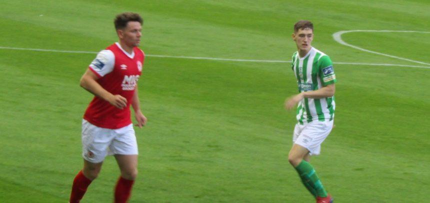 Wanderers exit FAI cup despite brave display
