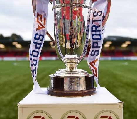 Wanderers drawn away to Wexford FC in EA Sports cup