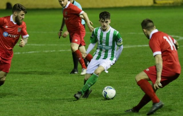 McCann strike seals win over Shelbourne