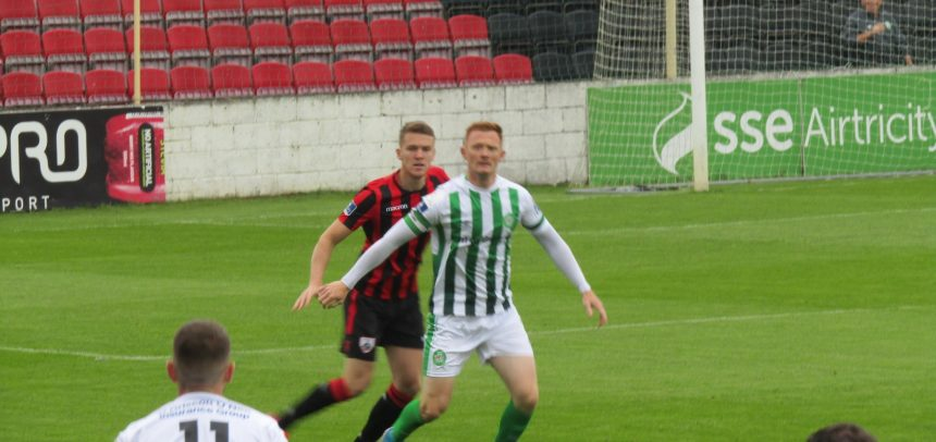 Shaw double sinks former club Longford
