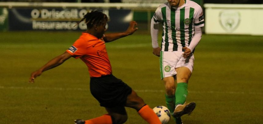 Wanderers up to second in table