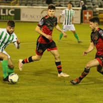 Wanderers unbeaten run ended by Drogheda defeat