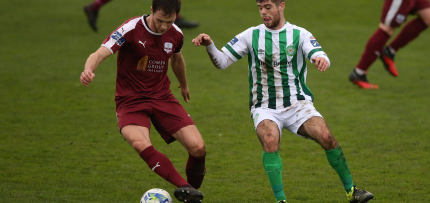 Wanderers suffer late Galway defeat