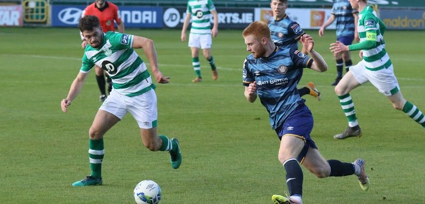 Wanderers go 5 points clear after Rovers win