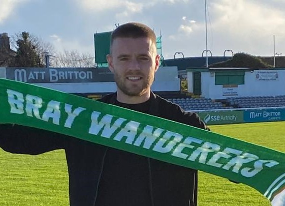 Conor Clifford joins Wanderers from Derry City