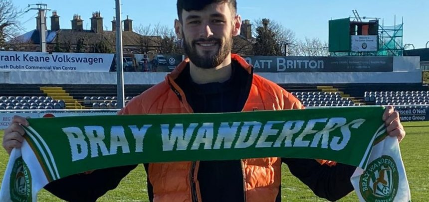 Cian Clarke joins Wanderers from Shamrock Rovers