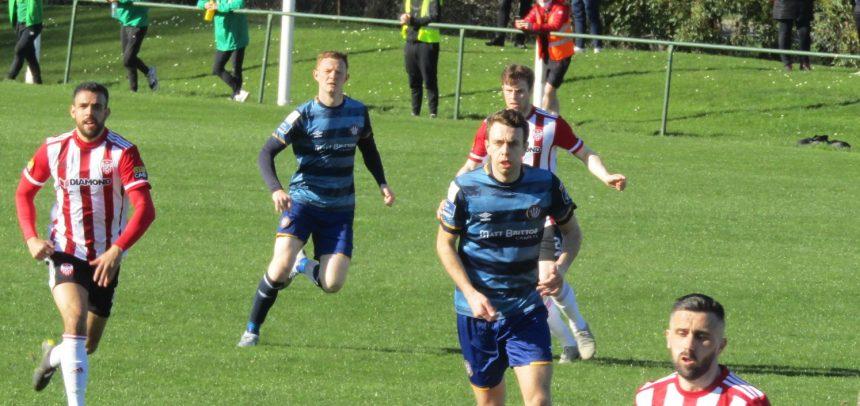 Wanderers draw with Derry in pre-season game
