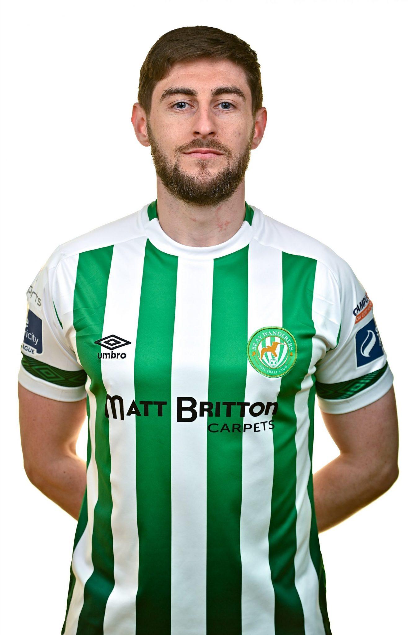 Bray Wanderers FC Squad Portraits 2021