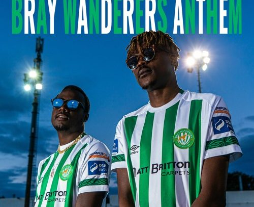 Bray Wanderers new anthem by Bray Side Boyz launched