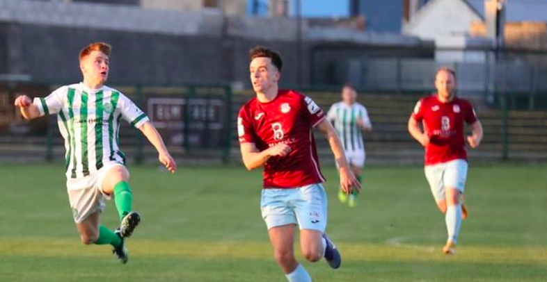 Modest Kavanagh credits luck for goal as attention turns to Cork City on Friday night